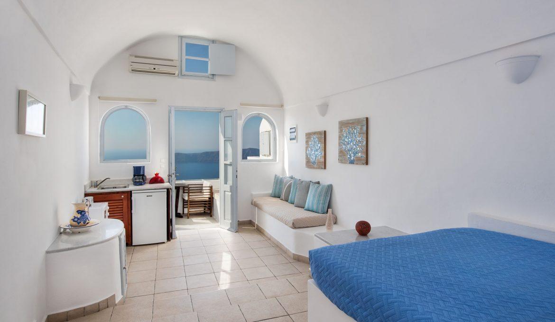 Saint George Ocean Standard Suite – Imerovigli